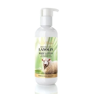Lanolin Body Lotion natural skincare